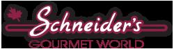 Schneider's Gourmet World