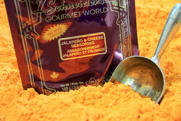 Jalapeno & Cheese Seasoning