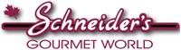 Schneiders Gourmet World logo
